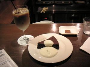 マルコリーニチョコレートガトー&カフェオレ